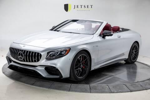 2020 Mercedes-Benz S-Class for sale at Jetset Automotive in Cedar Rapids IA
