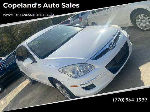 2011 Hyundai Elantra Touring for sale at Copeland's Auto Sales in Union City GA