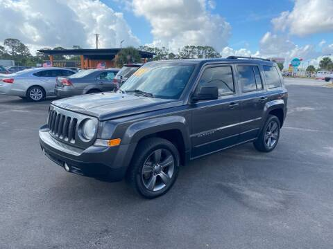 2014 Jeep Patriot for sale at Real Car Sales in Orlando FL