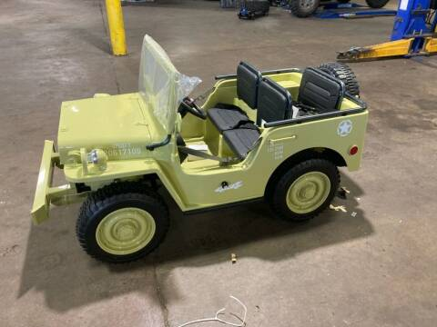1900 APOLLO JH-101 JEEP for sale at VICTORY AUTO in Lewistown PA