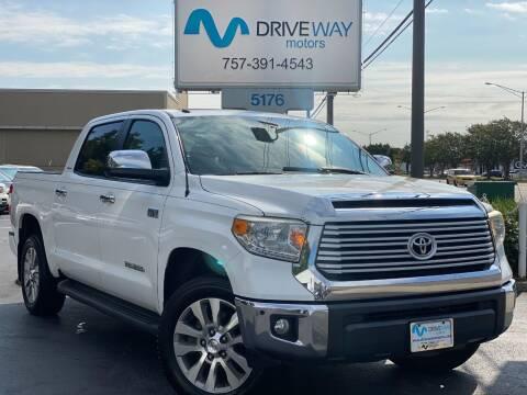 2014 Toyota Tundra for sale at Driveway Motors in Virginia Beach VA