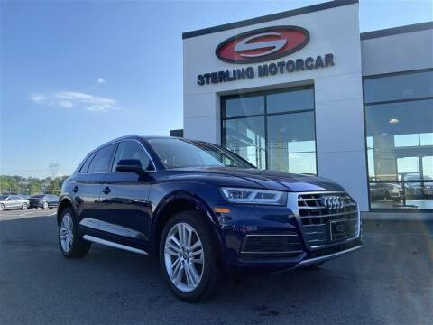 2019 Audi Q5 for sale at Sterling Motorcar in Ephrata PA
