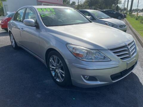 2010 Hyundai Genesis for sale at The Car Connection Inc. in Palm Bay FL
