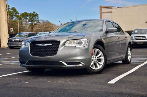 2015 Chrysler 300 for sale at Carxoom in Marietta GA