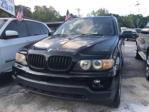 2006 BMW X5 for sale at Louie's Auto Sales in Leesburg FL
