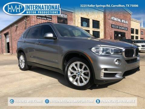 2016 BMW X5 for sale at International Motor Productions in Carrollton TX