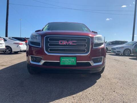 2016 GMC Acadia for sale at Primetime Auto in Corpus Christi TX