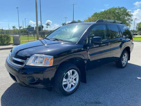 2007 Mitsubishi Endeavor for sale at Winners Autosport in Pompano Beach FL