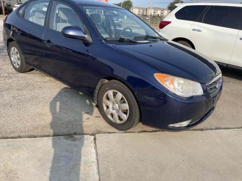2009 Hyundai Elantra for sale at Kansas Auto Sales in Wichita KS