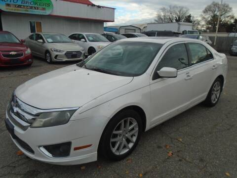2010 Ford Fusion for sale at Premium Auto Brokers in Virginia Beach VA