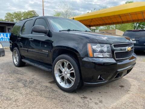 2012 Chevrolet Tahoe for sale at AUTO VALUE FINANCE INC in Stafford TX