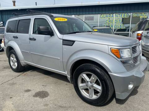 2010 Dodge Nitro for sale at Car Barn of Springfield in Springfield MO
