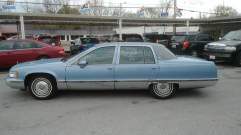 1993 Cadillac Fleetwood for sale at Lewis Used Cars in Elizabethton TN