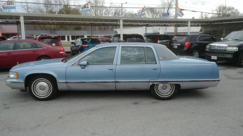 1993 Cadillac Fleetwood 4dr Sedan - Elizabethton TN