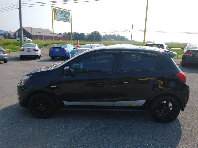 2014 Mitsubishi Mirage for sale at Space & Rocket Auto Sales in Meridianville AL