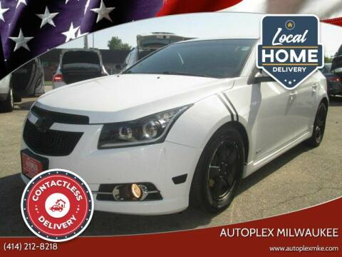 2012 Chevrolet Cruze for sale at Autoplex Milwaukee in Milwaukee WI