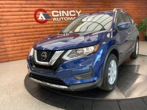 2019 Nissan Rogue for sale at Dixie Motors in Fairfield OH
