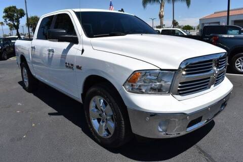 2018 RAM Ram Pickup 1500 for sale at DIAMOND VALLEY HONDA in Hemet CA