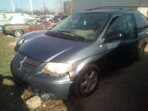 2007 Dodge Grand Caravan for sale at KK Motors Inc in Graham TX