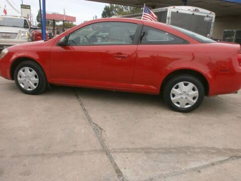 2009 Chevrolet Cobalt for sale at Under Priced Auto Sales in Houston TX