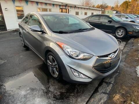 2013 Hyundai Elantra Coupe for sale at Plaistow Auto Group in Plaistow NH