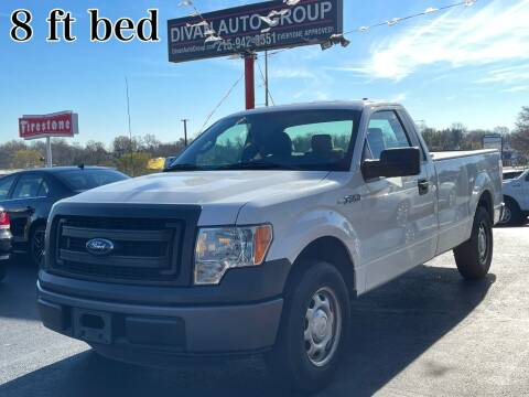 2013 Ford F-150 for sale at Divan Auto Group in Feasterville PA