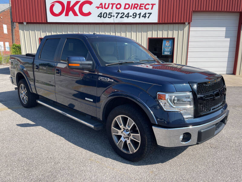 2014 Ford F-150 for sale at OKC Auto Direct, LLC in Oklahoma City OK