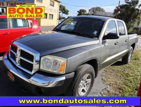 2005 Dodge Dakota for sale at Bond Auto Sales in St Petersburg FL