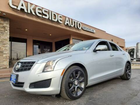 2014 Cadillac ATS for sale at Lakeside Auto Brokers Inc. in Colorado Springs CO