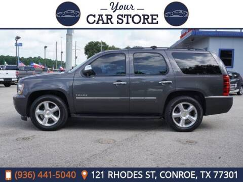 2011 Chevrolet Tahoe for sale at Your Car Store in Conroe TX