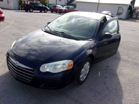 2006 Chrysler Sebring for sale at Car Credit Auto Sales in Terre Haute IN
