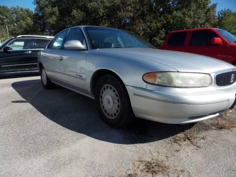2002 Buick Century for sale at Deer Park Auto Sales Corp in Newport News VA