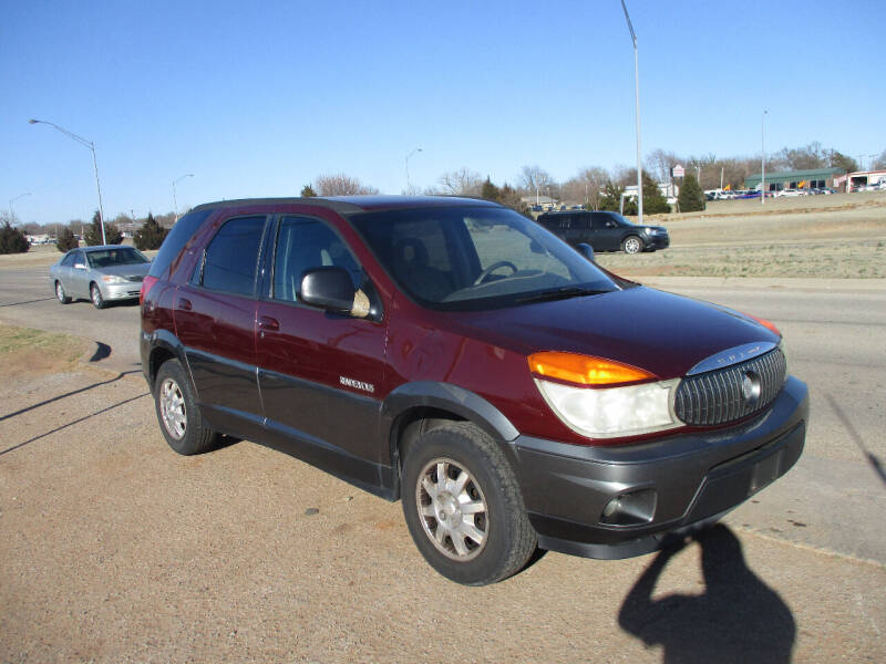2003 Buick Rendezvous for sale at BUZZZ MOTORS in Moore OK