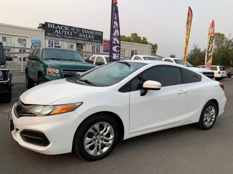 2014 Honda Civic for sale at Black Diamond Auto Sales Inc. in Rancho Cordova CA