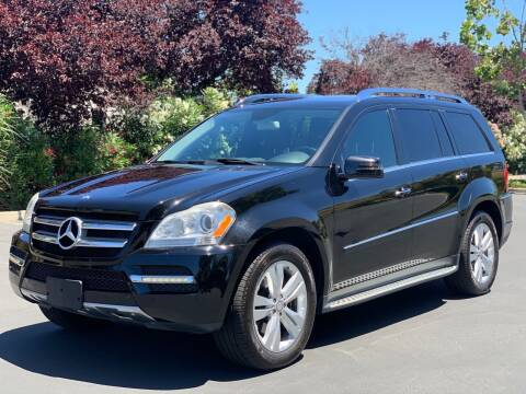 2011 Mercedes-Benz GL-Class for sale at Silmi Auto Sales in Newark CA