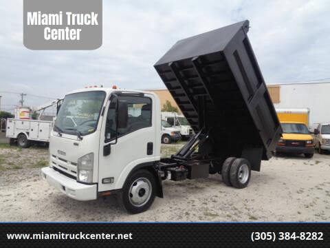 2010 Isuzu NRR for sale at Miami Truck Center in Hialeah FL