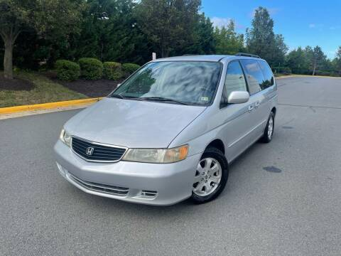 2004 Honda Odyssey for sale at Aren Auto Group in Sterling VA