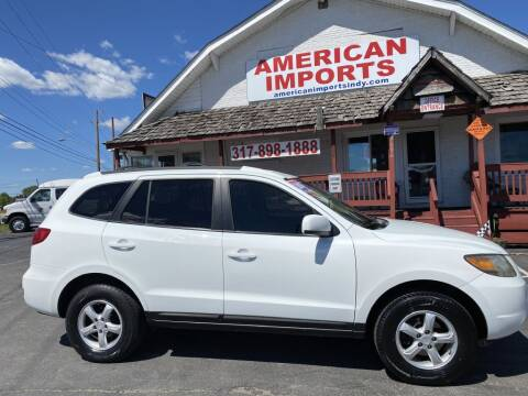 2007 Hyundai Santa Fe for sale at American Imports INC in Indianapolis IN
