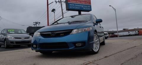 2009 Honda Civic for sale at Nationwide Auto Group in Melrose Park IL