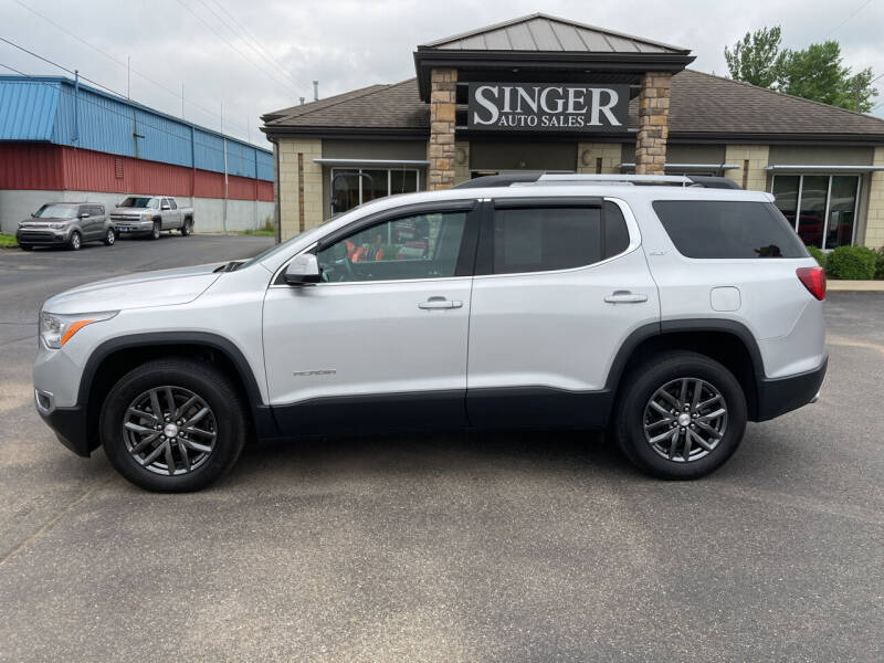 2018 GMC Acadia for sale at Singer Auto Sales in Caldwell OH