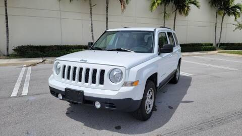 2015 Jeep Patriot for sale at Keen Auto Mall in Pompano Beach FL