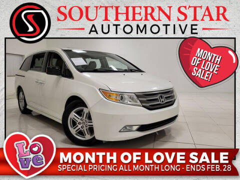 2013 Honda Odyssey for sale at Southern Star Automotive, Inc. in Duluth GA