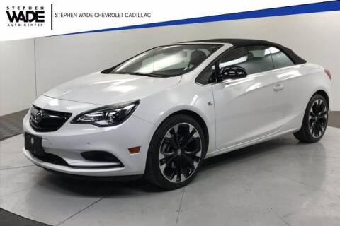 2019 Buick Cascada for sale at Stephen Wade Pre-Owned Supercenter in Saint George UT