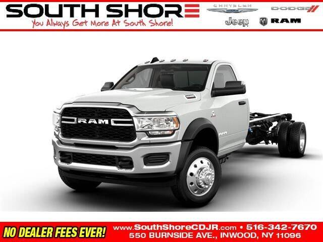 2021 RAM Ram Chassis 5500 for sale in Inwood, NY