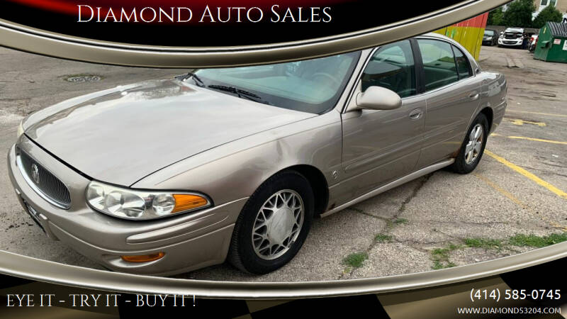 2001 Buick LeSabre for sale at Diamond Auto Sales in Milwaukee WI