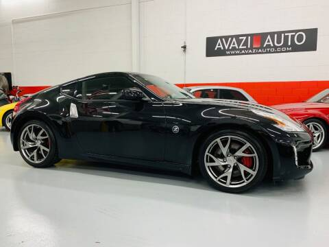 2013 Nissan 370Z for sale at AVAZI AUTO GROUP LLC in Gaithersburg MD