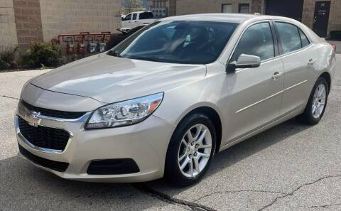 2015 Chevrolet Malibu for sale at Waukeshas Best Used Cars in Waukesha WI
