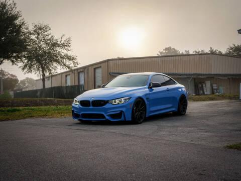 2018 BMW M4 for sale at Exquisite Auto in Sarasota FL