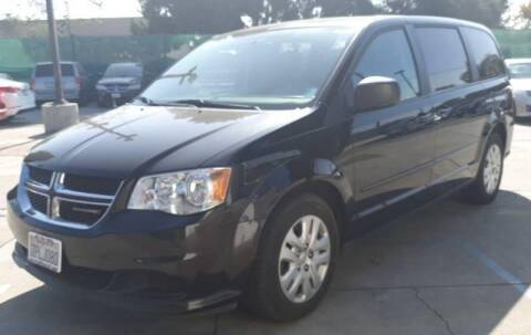 2016 Dodge Grand Caravan for sale at Auto Land in Ontario CA
