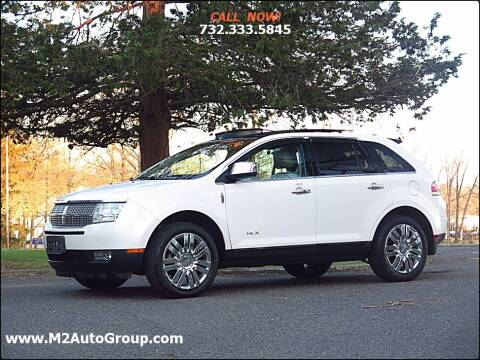 2010 Lincoln MKX for sale at M2 Auto Group Llc. EAST BRUNSWICK in East Brunswick NJ
